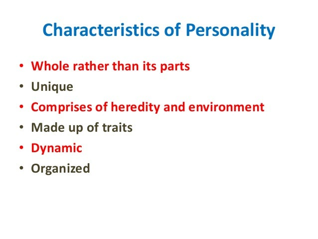 the integrative personality theory and the psycho dynamic reception Personality theories are rooted in the field of psychology personality theory is rich in complexity and variety the classical approaches to personality theory are: psychoanalytic theory as.