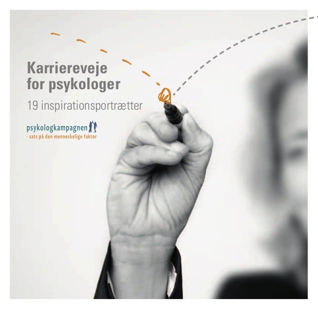 Karriereveje for psykologer 19 inspirationsportrætter
