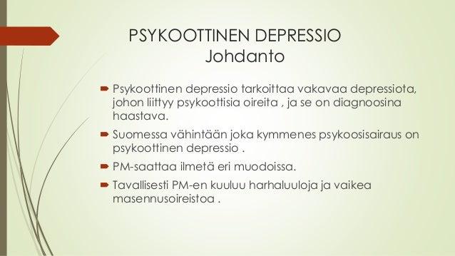 Psykoottinen