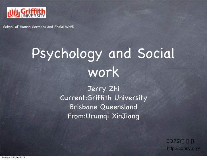 School of Human Services and Social Work                      Psychology and Social                              work     ...