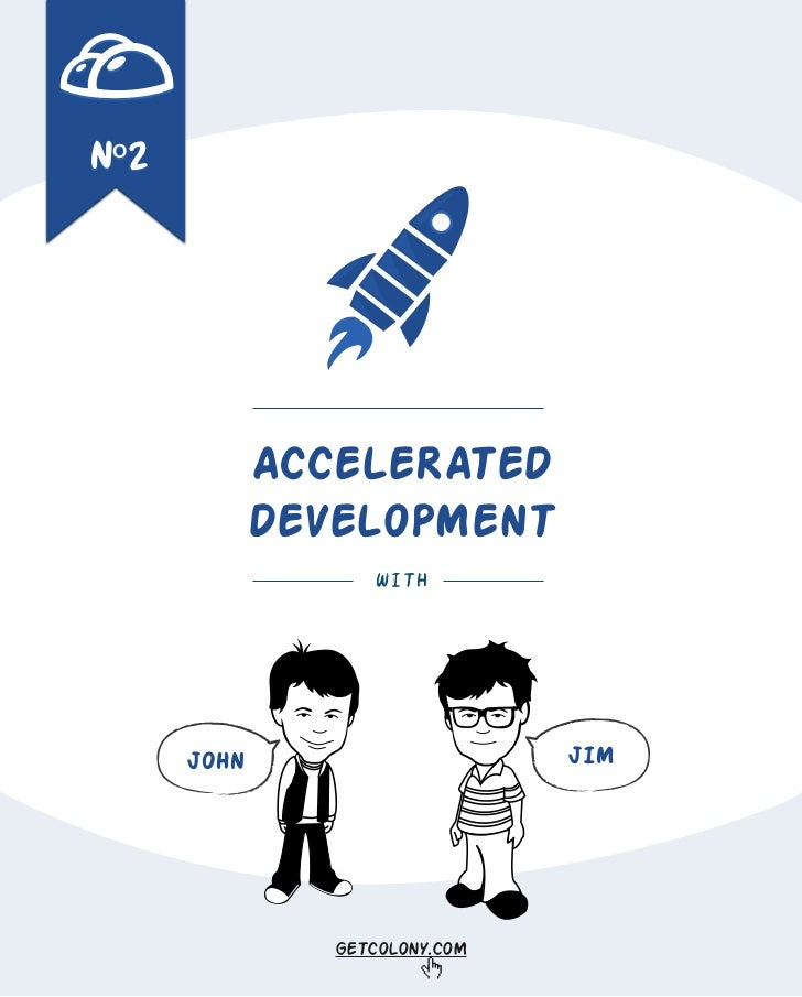Nº2             ACCELERATED             DEVELOPMENT                   WITH      JOHN                      JIM             ...