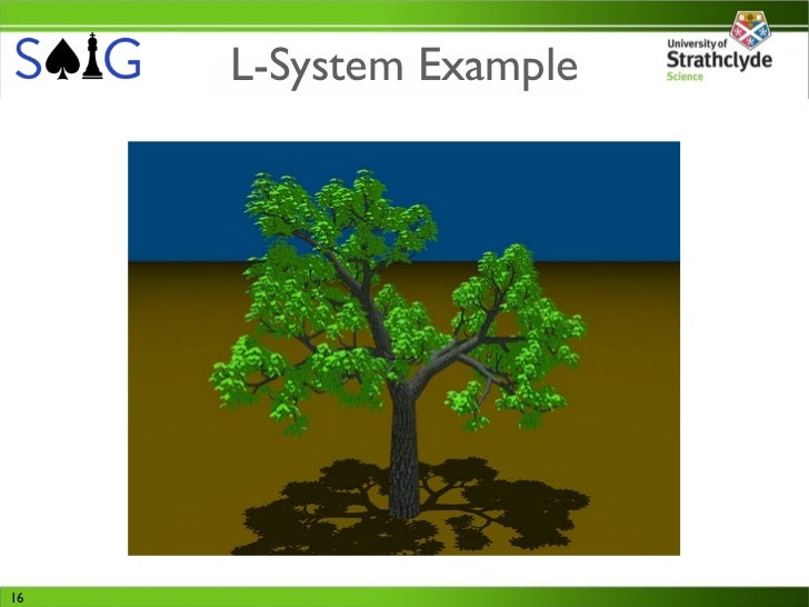 Lecture 5 - Procedural Content Generation