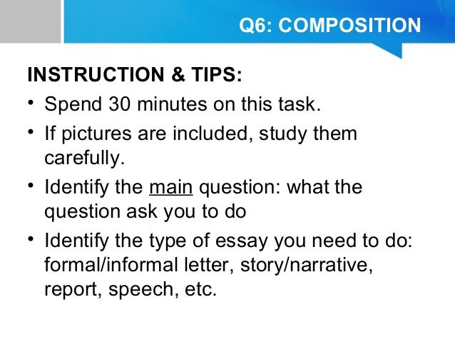 techniques in answering essay questions Extended-response or essay questions take care and thought, but they are nothing to fear in fact, the more you show what you know about a topic, the more credit you are likely to receive on a test.