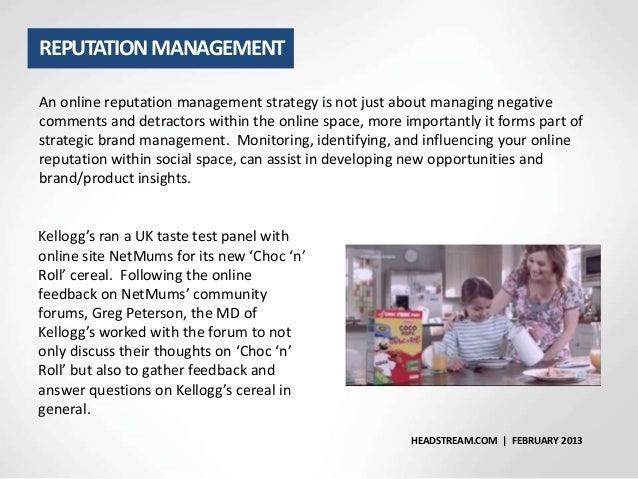 Fmcg Space Management : Building an fmcg social brand part
