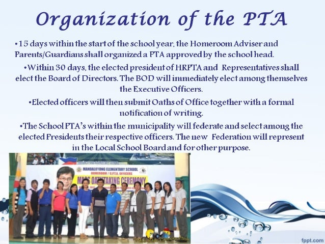 Parents-Teacher Association