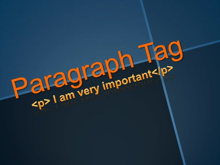 Interviewer: What is your name?Mr.<p>: My name is <p>tag