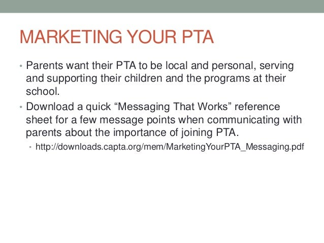 pta membership card template - pta membership planning workshop