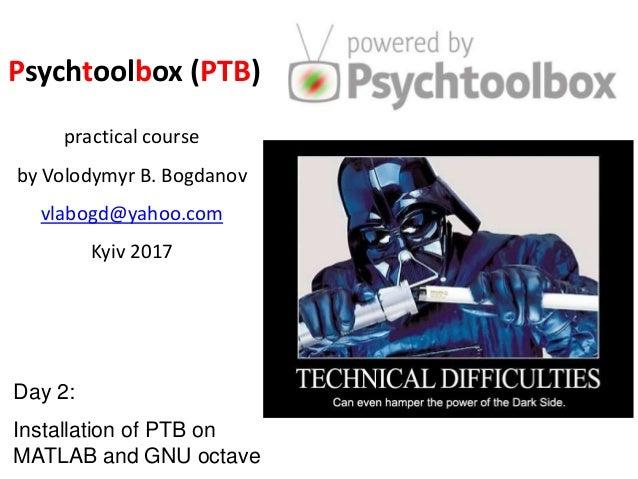 psychtoolbox.m