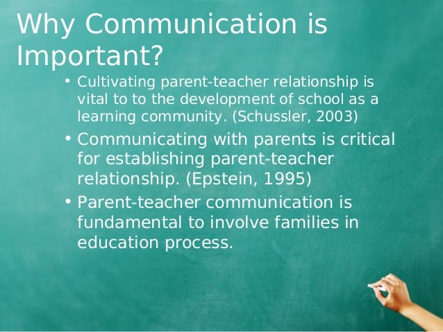 importance of family in education process