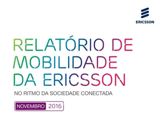 Public | © Ericsson AB 2016 | 2016-11-14 | Page 2 Assinaturas móveis no terceiro trimestre de 2016
