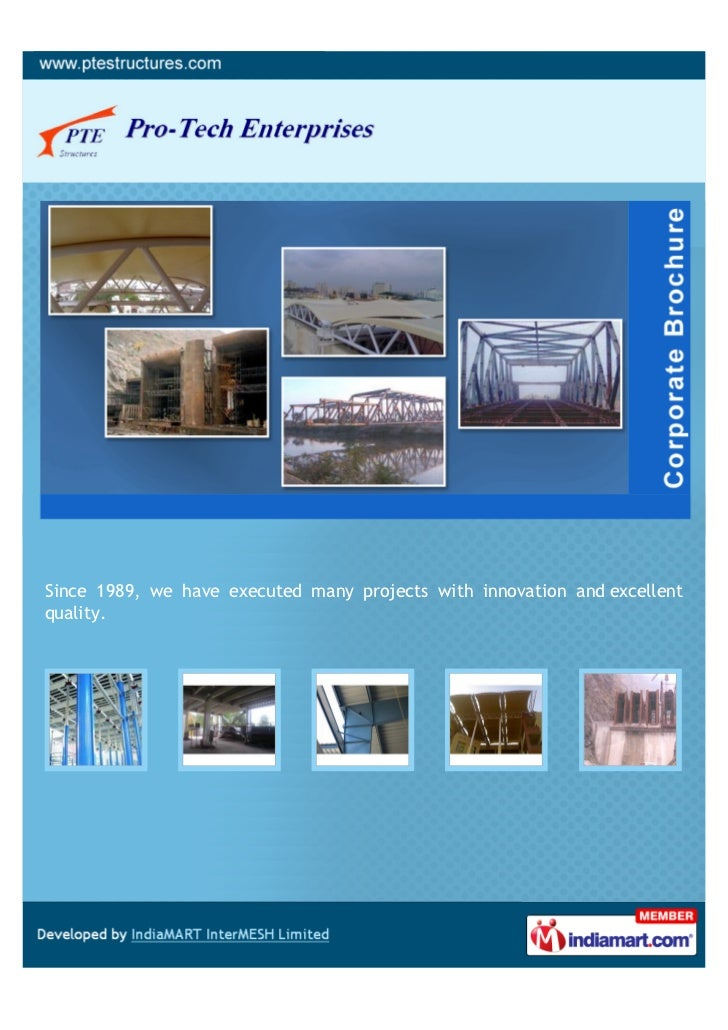 Since 1989, we have executed many projects with innovation and excellentquality.