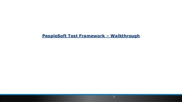 Dynamic dating peoplesoft
