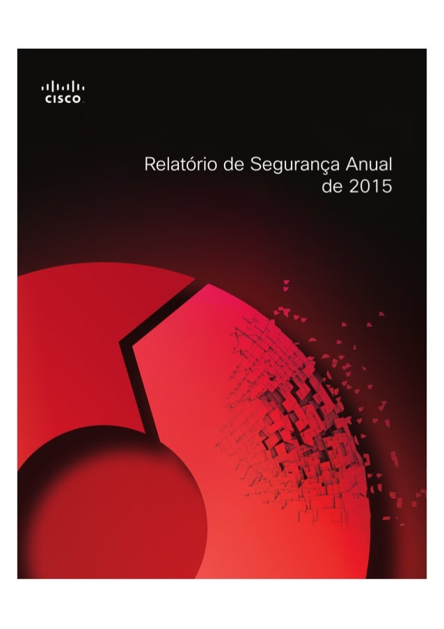 1Cisco 2015 Annual Security Report | Section Name