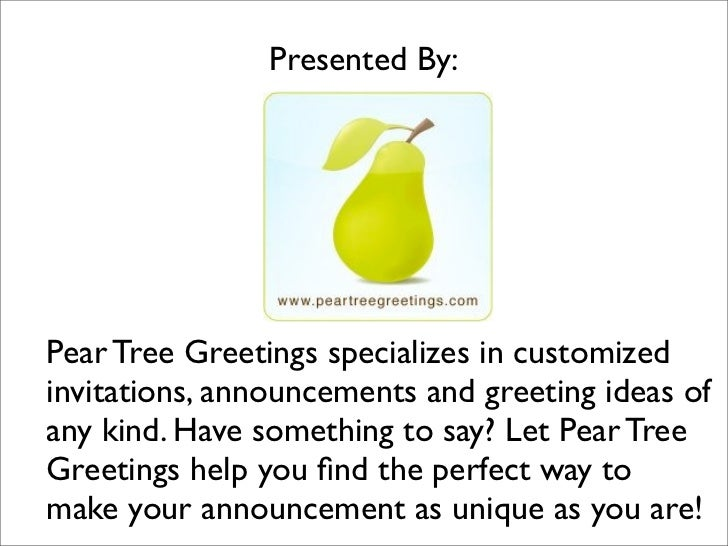 Graduation invitations announcements 101 11 presented bypear tree greetings m4hsunfo