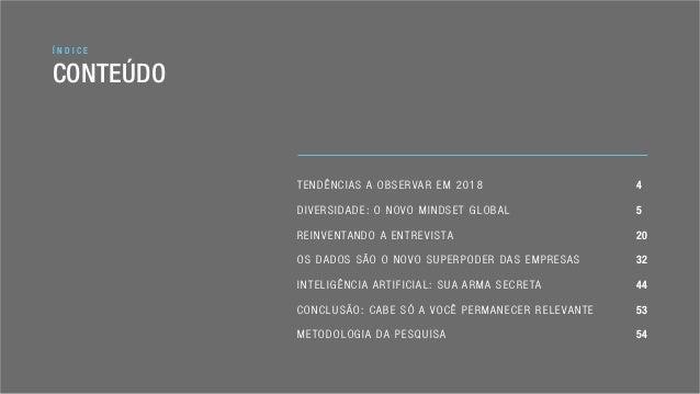 Tendências globais de recrutamento 2018 Slide 3