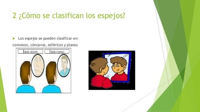 Optica lentes y espejos for Espejos esfericos convexos