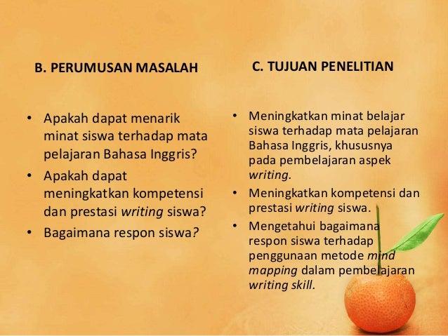 Ptk meningkatkan kemampuan menulis siswa Slide 3