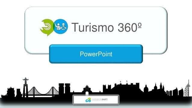 Turismo 360º PowerPoint