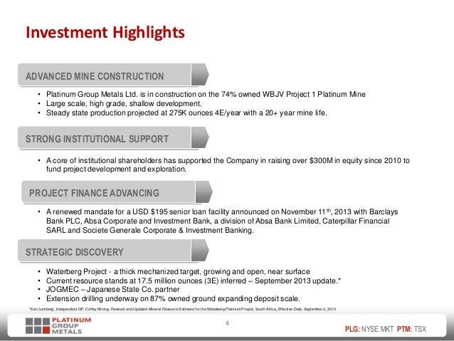 Ptm corporate presentation