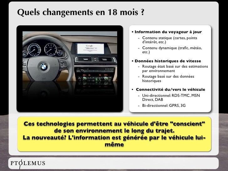 Quels changements en 18 mois ?                                       • Information du voyageur à jour                     ...