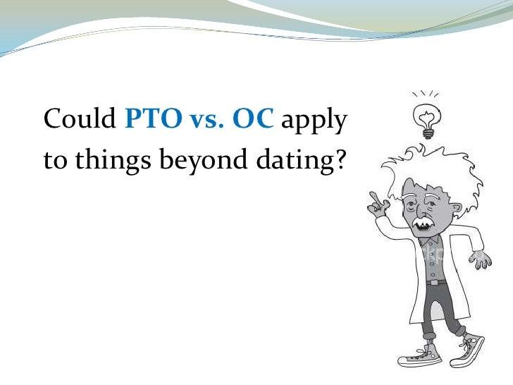 PTO dating arkeologometrinen dating
