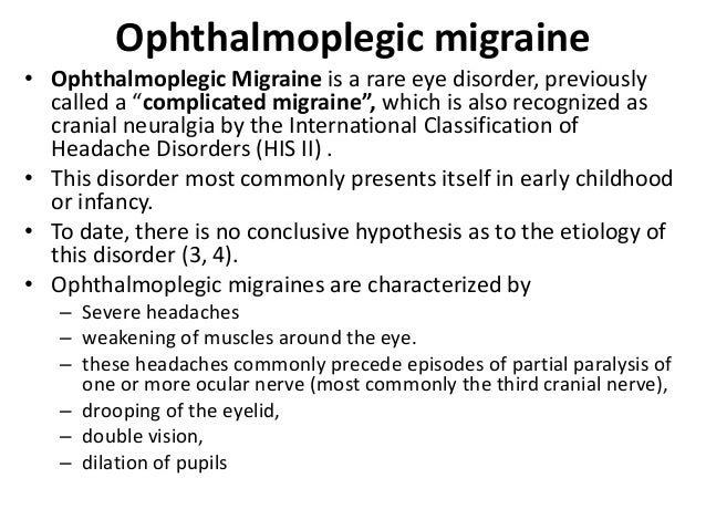 IHS diagnostic criteria: • At least 2 attacks fulfilling criterion B • Migraine-like headache accompanied or followed with...