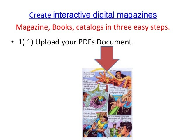 Pageturnpro online Magazine software- Create your Free