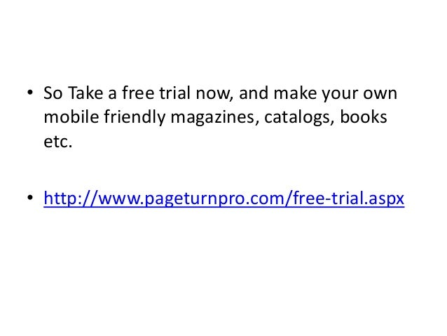 Pageturnpro online Magazine software- Create your Free Online digital…