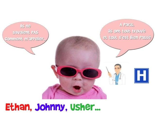 • Générateur de prénoms• Géolocalisation des services parisiensliés à la santé de la femme enceinte etde la petite enfance...