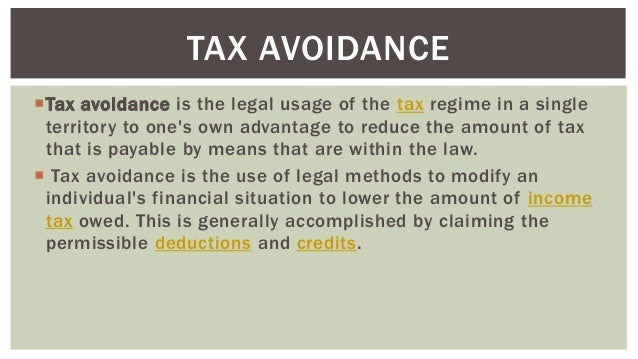 Image result for legal tax evasion