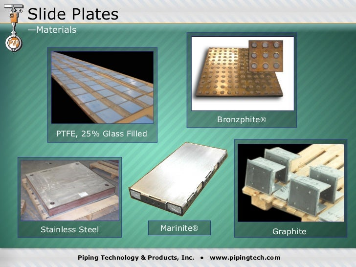 Slide Plates and the Fight Against Friction