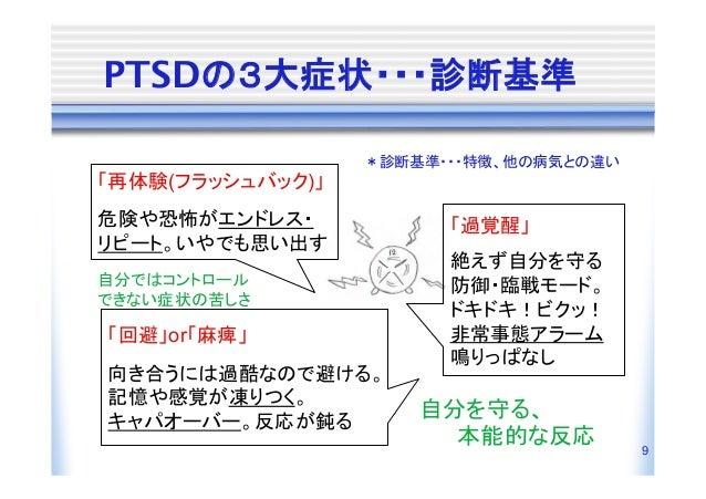 複雑 性 ptsd