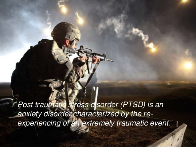 literature review ptsd The va/dod healthcare systems to treat ptsd is reviewed challenges   literature review of studies on emdr in ptsd found contradictory.