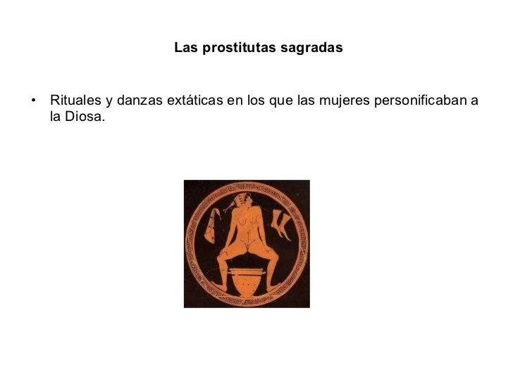Trucos de prostitutas las prostitutas sagradas