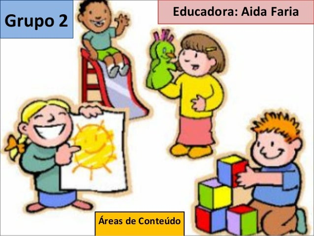 Grupo 2 Educadora: Aida Faria Áreas de Conteúdo