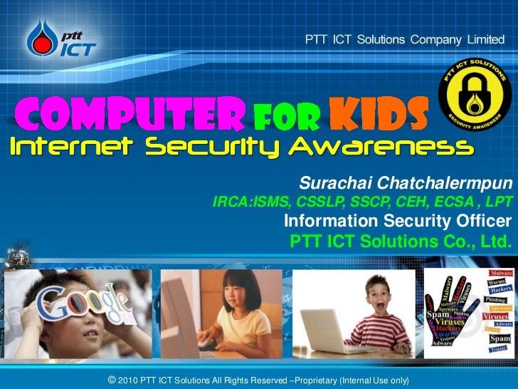 Surachai Chatchalermpun                          IRCA:ISMS, CSSLP, SSCP, CEH, ECSA , LPT                                  ...