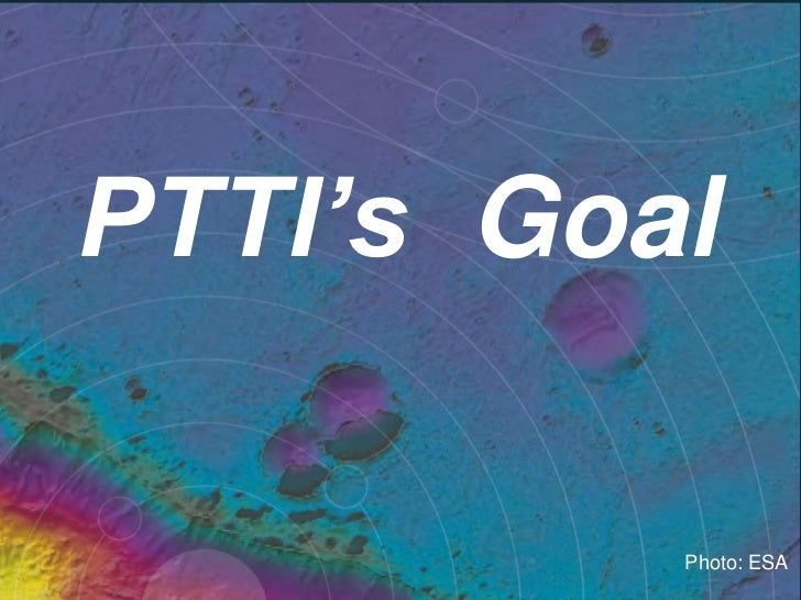 PTTI – National Technology Transfer Initiative in Portugal Slide 3