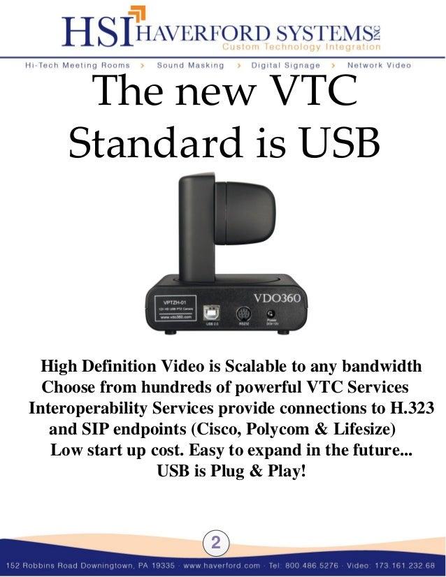 Ptz Usb Camera Ebook Vdo360 Webcam