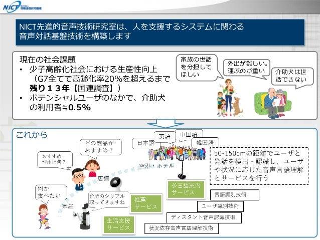 言葉や能力の壁を越えるデータ指向知能 Slide 3