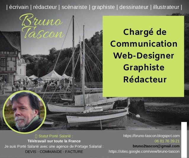 https://bruno-tascon.blogspot.com 06 81 76 39 21 bruno2tascon@gmail.com https://sites.google.com/view/bruno-tascon Statut ...