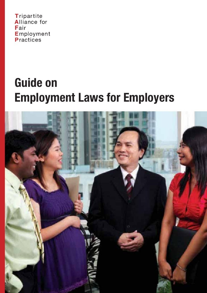 Guide onEmployment Laws for Employers