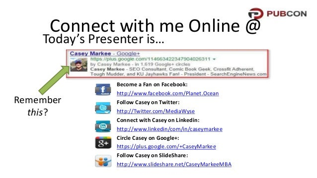 """The """"Sin City"""" Guide to Google-Friendly Link Earning - Pubcon Las Vegas 2014 Slide 2"""
