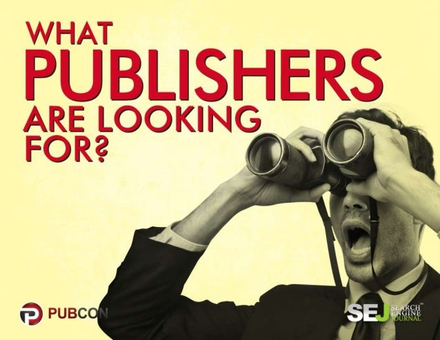 What Publishers Want - Blogger Outreach from the Publisher Perspective Slide 3