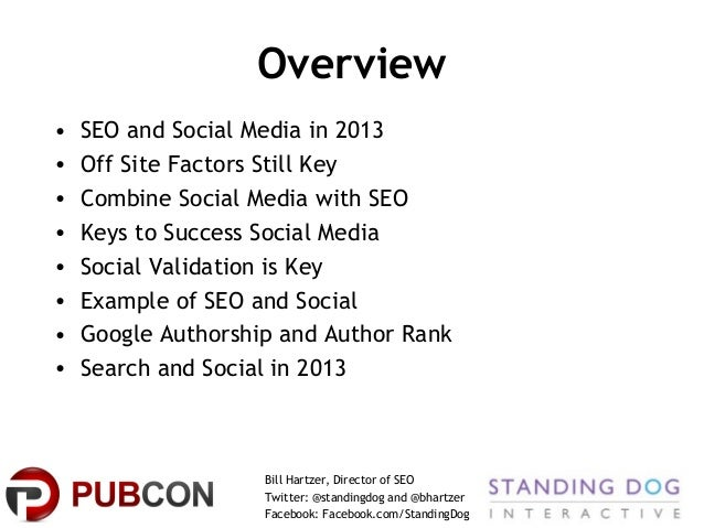 The Convergence of Search and Social Media, 2013 Slide 2