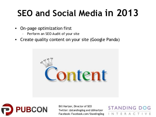 The Convergence of Search and Social Media, 2013 Slide 3