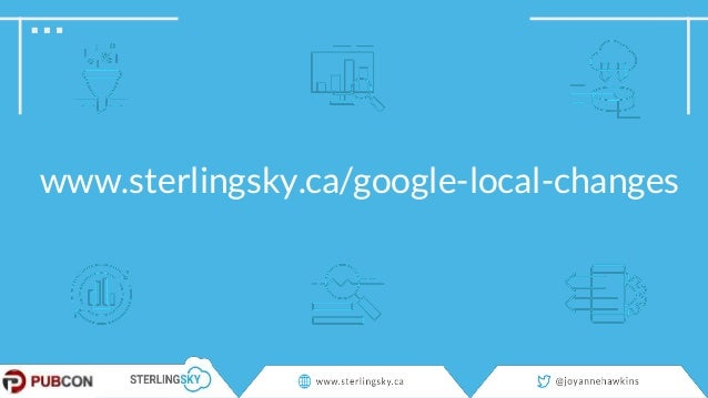 Local Search Changes That Matter in 2018 Slide 2