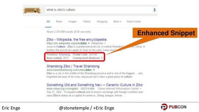 Google Rich Answers And Featured Snippets In Search