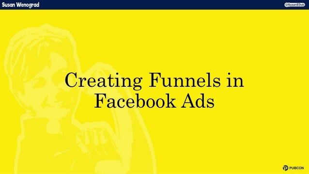 Creating Funnels in Facebook Ads