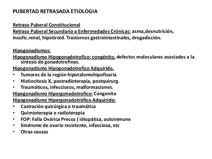 HETEROGENEIDAD DE LASMANIFESTACIONESCLINICAS:ANTECEDENTES,EXAMEN FISICO YSEGUIMIENTOESTADIOS DE TANNER,VELOC. DE CRECIMIEN...