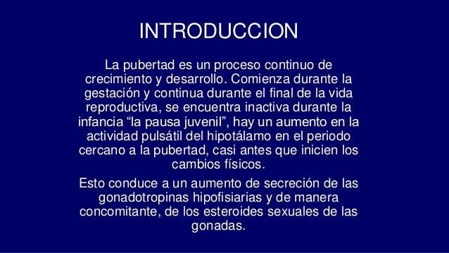 Pubertad precoz (2) Slide 2